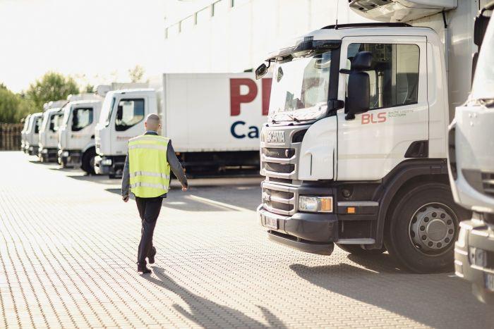 Naujo logistinio centro atidarymas Estijoje, Taline